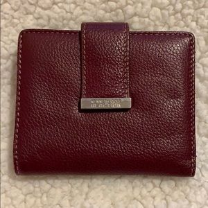 Kenneth Cole Reaction Trifold Leather Wallet